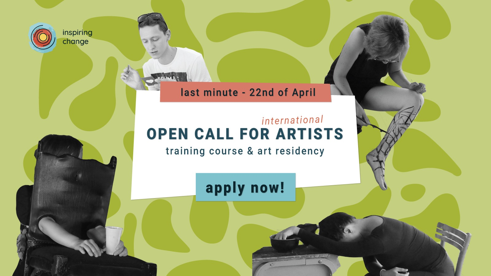 OPEN CALL FOR ARTISTS